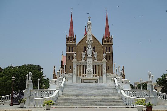 Karachi-St-Patricks-Kathedrale
