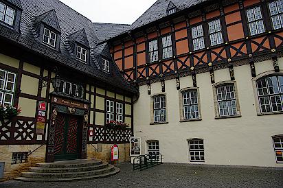 Wernigerode Altstadt