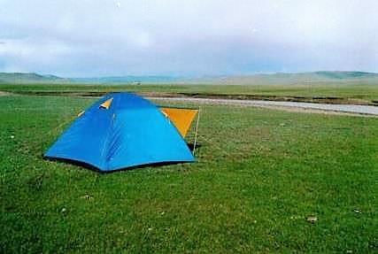 Zelten-Mongolei