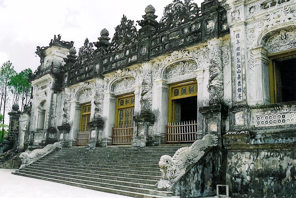 Grabmal-von-Khai-Dinh-Vietnam