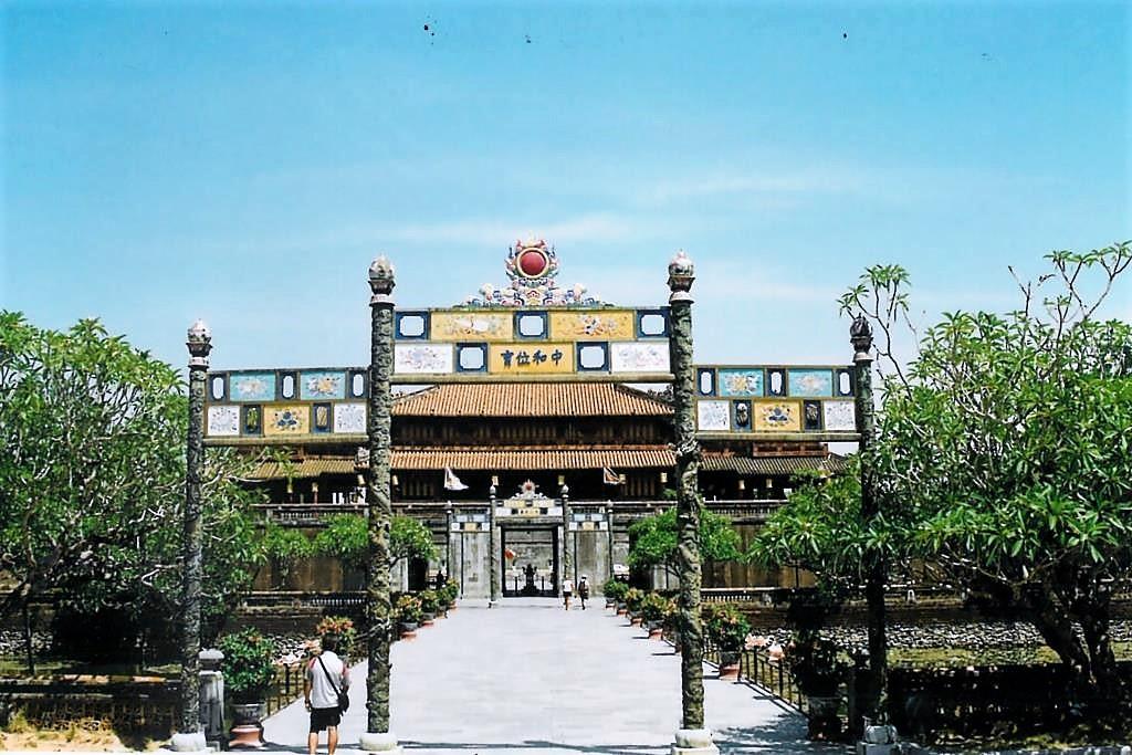 Vietnam-Hue-verbotene-Stadt