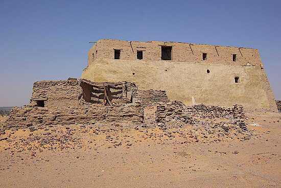 Alt-Dongola-Festung