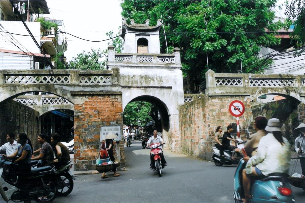 Hanoi-Stadttor