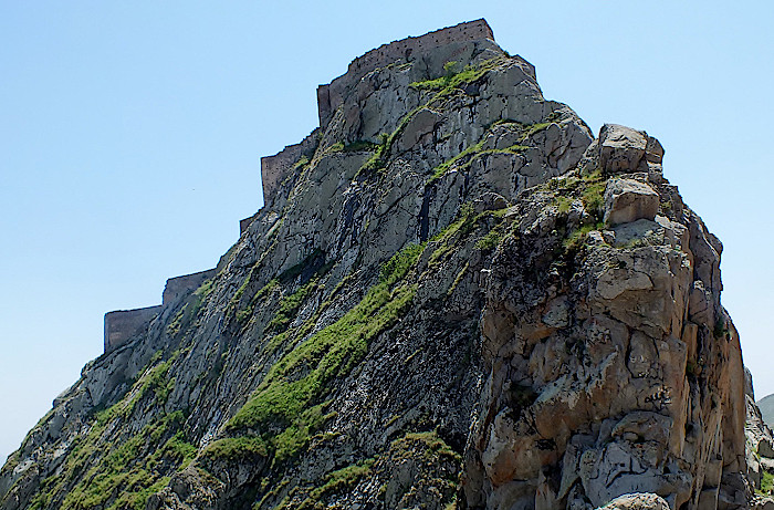 Iran-Babak-Castle