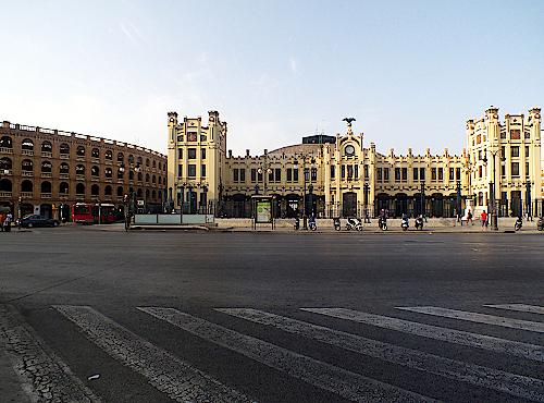 Valencia-Bahnhof