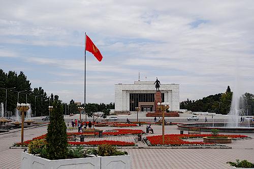 Kirgistan-Bishkek