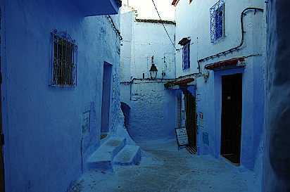 Chefchouan-Marokko