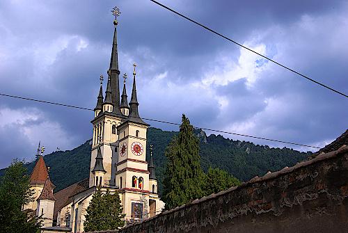 Brasov-Kirche