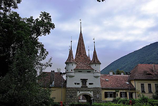 Brasov-Stadttor