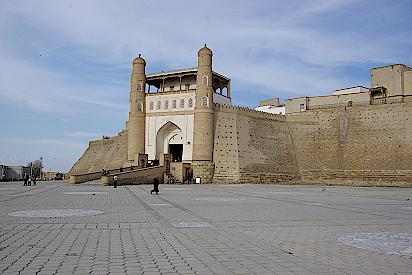 Buchara-Festung