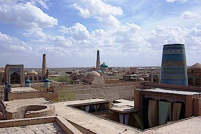 Chiwa-Usbekistan