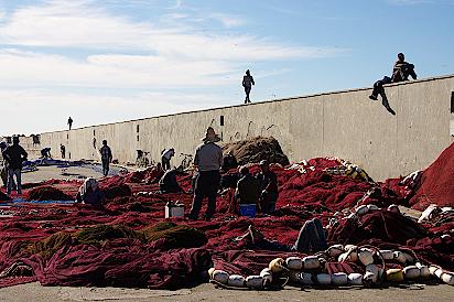 Essaouira-Hafen
