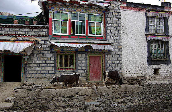Tibet-Gyantse