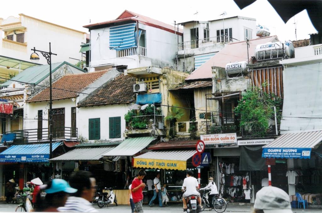 Altstadt-von-Hanoi