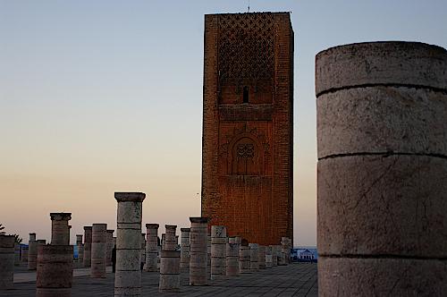 Rabat-Hassanturm