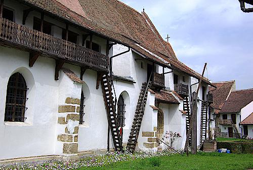 Rumaenen-Honigburg
