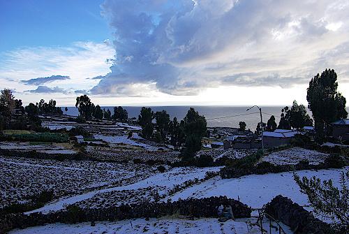 Amantani-Peru