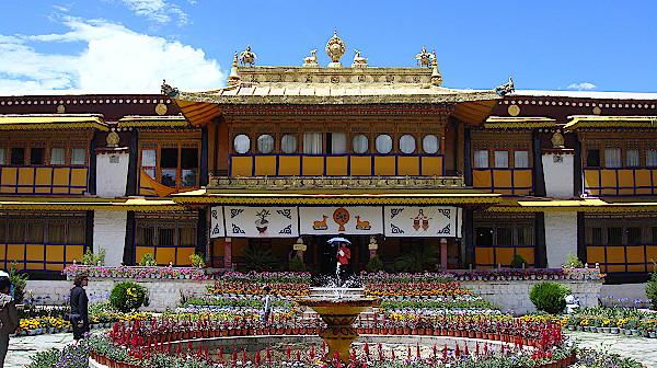 Tibet-Sommerpalast-des-Dalai-Lama