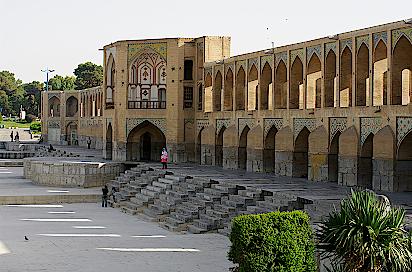 Iran-Isfahan-Kaju-Bruecke