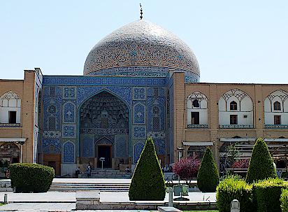 Isfahan-Scheich-Lotfollah-Moschee