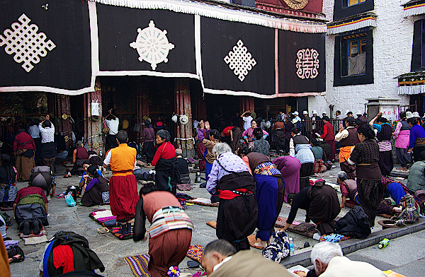 Lhasa-Jokhang-Tempel