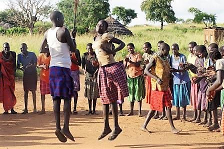 Karamojong-Uganda