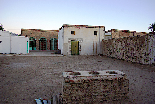 Nubien-Karawanserei-bei-Argo