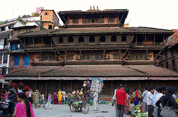 Nepal-Kathmandu-Thamel