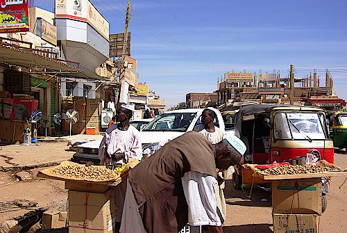 Khartoum-Markt