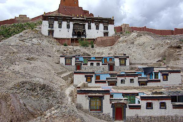 Tibet-Kloster-Pelikor-Chode