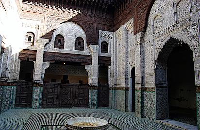 Meknes-Koranschule-Marokko
