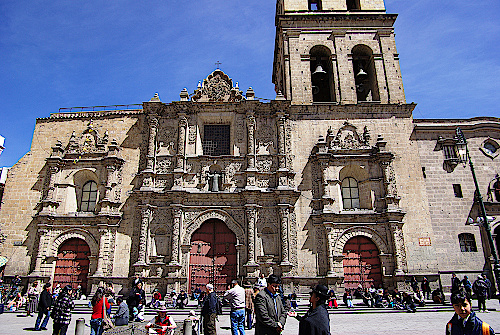 La-Paz-Bolivien