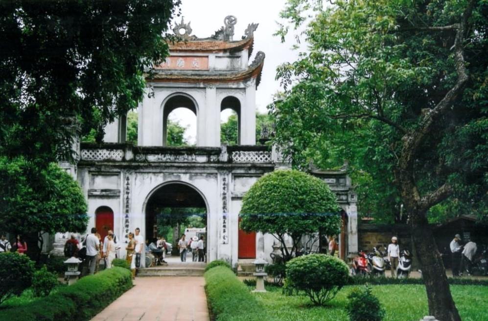 Literaturtempel-Hanoi