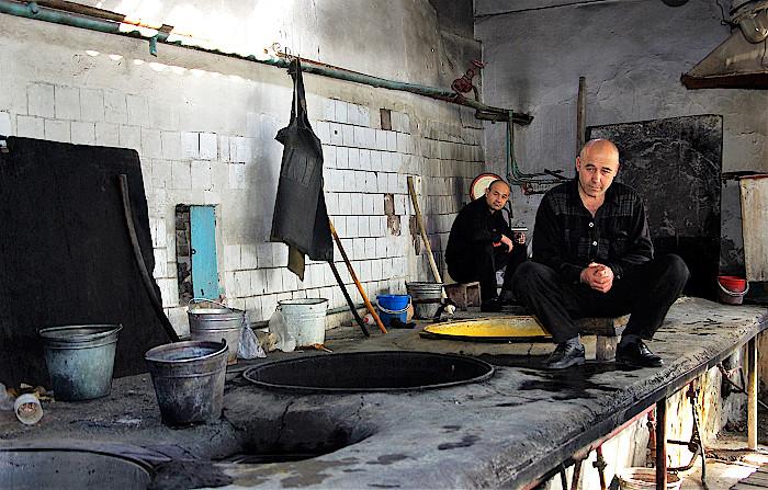 Seidenfabrik-von-Margilan-Usbekistan