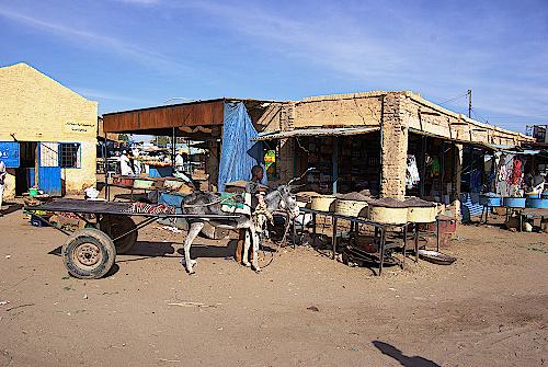 Karima-Nubien