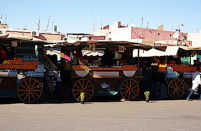 Marrakesch-Platz-der-Gehaengten