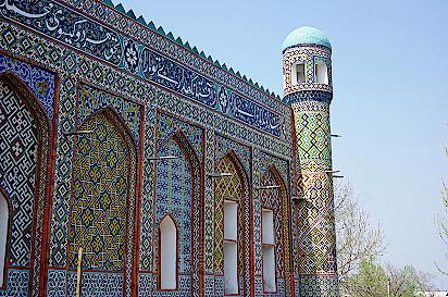 Medrese-in-Kokand-Usbekistan