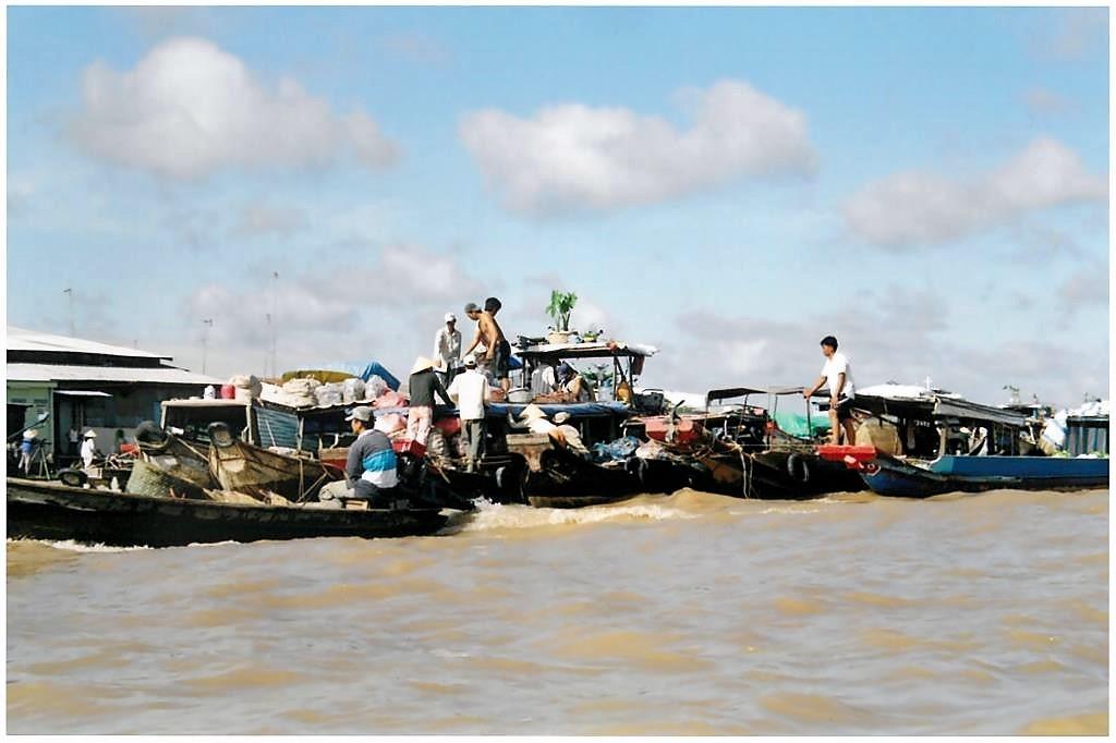 Vietnam-Mekong