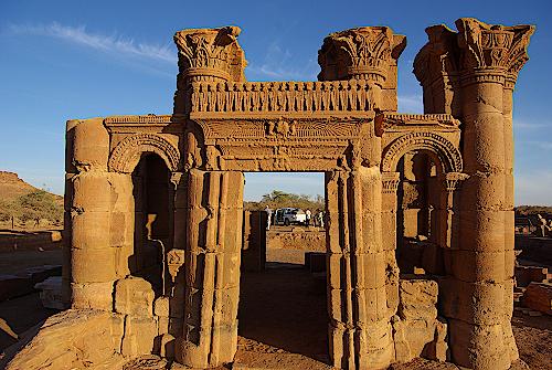 Musawwarat-al-Sufra-Nubien
