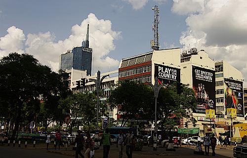 Kenia-Massai-Nairobi