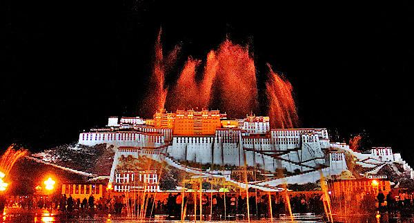 Lhasa-Potala-Palast