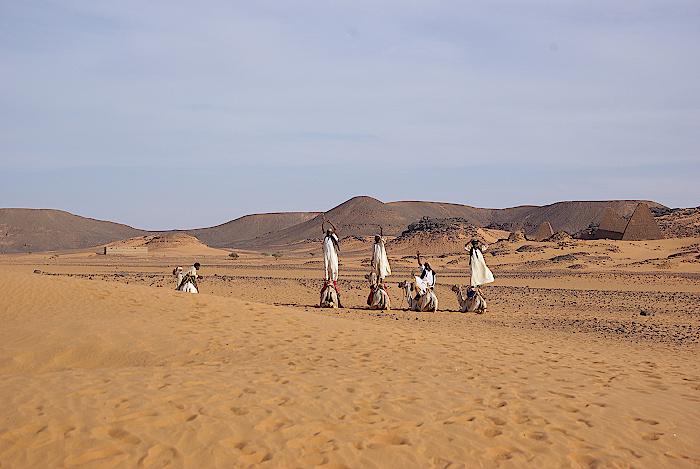 Nubien-Wueste