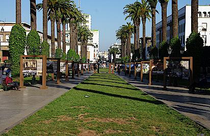 Rabat-Boulevard-Mohammed-V
