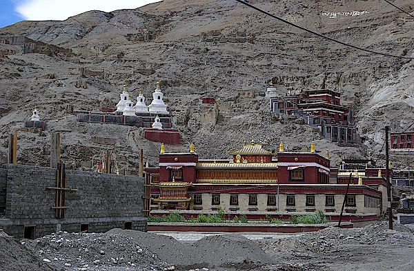 Tibet-Kloster-Sakya-Gompa