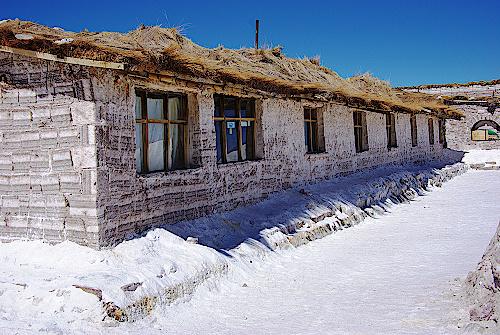 Salar-de-Uyuni-Salzhotel