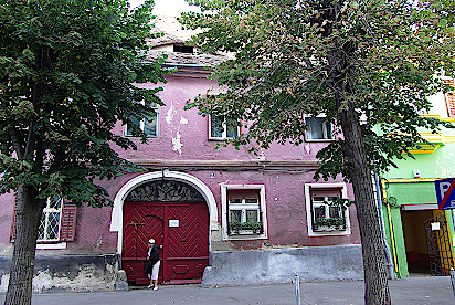 Sibiu-in-Rumaenien