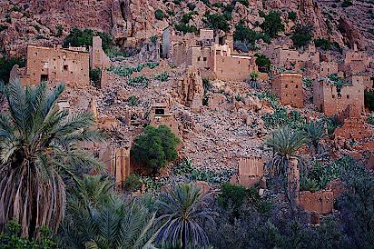 Antiatlas-Marokko