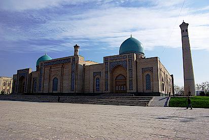 Alt-Taschkent-Usbekistan