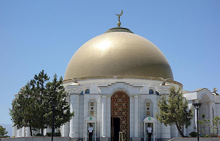 Turkmenbaschi-Mausoleum
