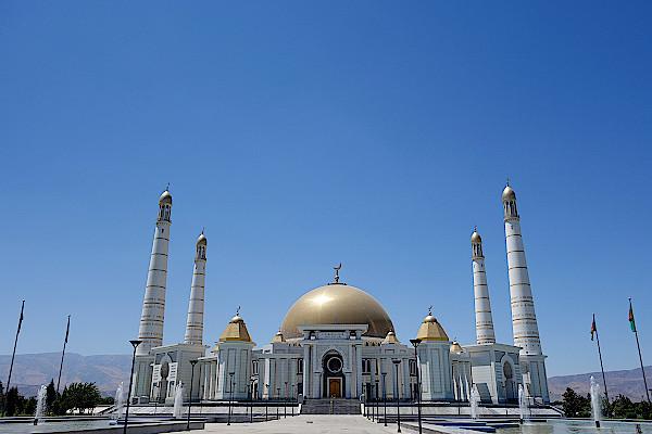 Turkmenbaschi-Ruhy-Moschee
